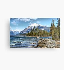 Lake Wenatchee Metal Print