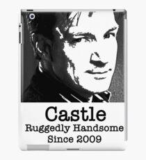 Castle -Ruggedly Handsome iPad Case/Skin