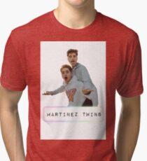 Martinez Twins Tri-blend T-Shirt