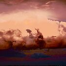 Strange Storm Clouds over Ottawa, ON Canada by Shulie1
