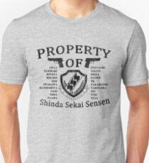 SSS - Angel Beats! Unisex T-Shirt