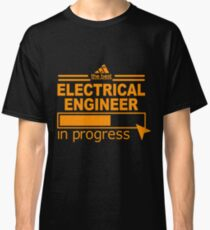 Camiseta clásica ELECTRICAL ENGINEER
