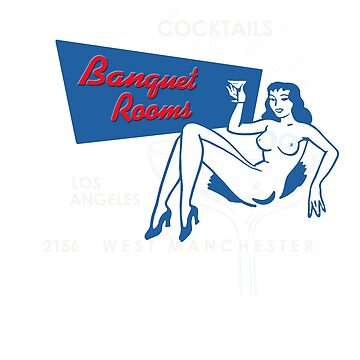 Banquet Rooms LA by PumpingGas