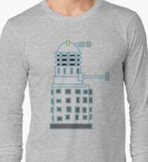 Angles of Skaro Long Sleeve T-Shirt
