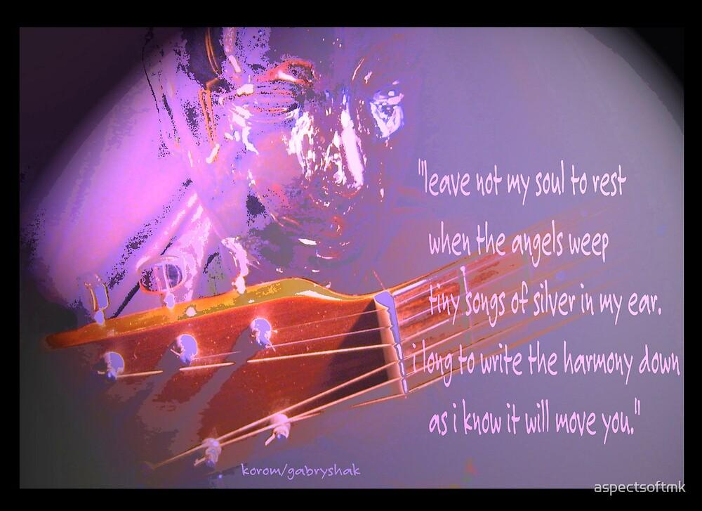 leave not my soul.... by aspectsoftmk