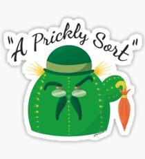 A Prickly Sort: Part 3 Sticker