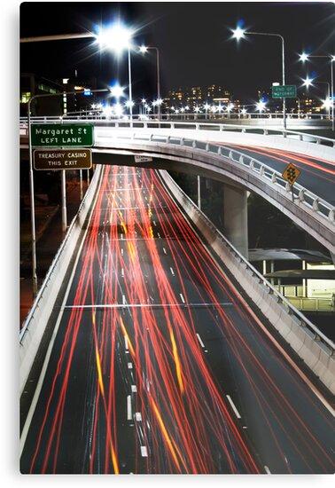 Freeway by D Byrne