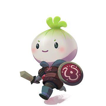 Onion Knight by otzee