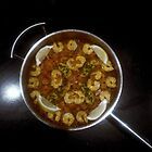 Paella - Canadian Style by Allen Lucas