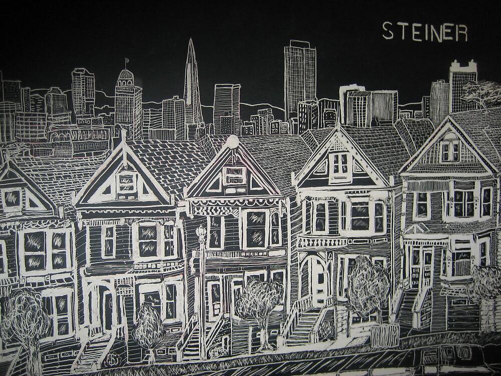 Steiner Street by twa5150