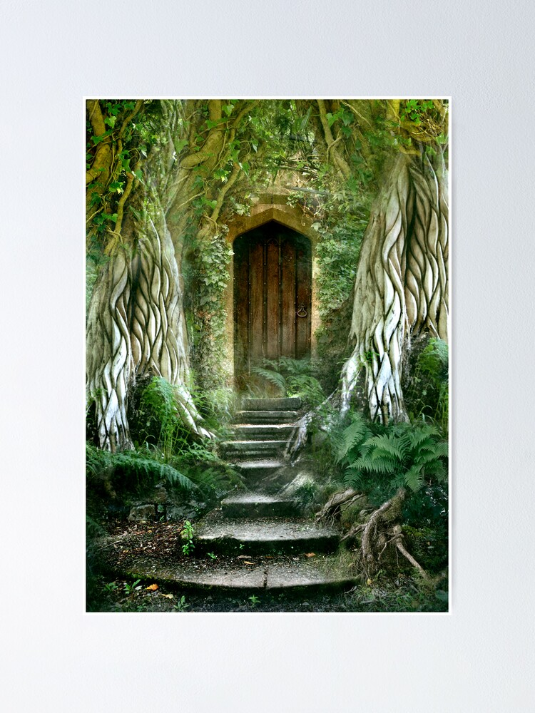Alternate view of The Secret Door Poster