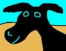 Dog by Albert