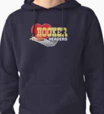 HOOKER HEADERS Pullover Hoodie