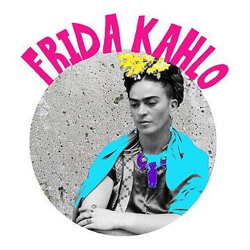 FRIDA KAHLO de wexler