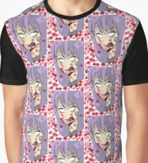 Zombie two face girl Graphic T-Shirt