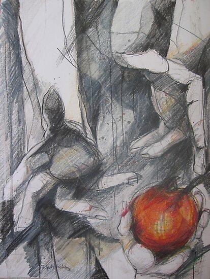 EVE'S APPLE by GittiArt