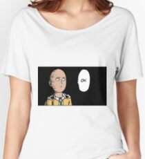 One - Punch man Women's Relaxed Fit T-Shirt