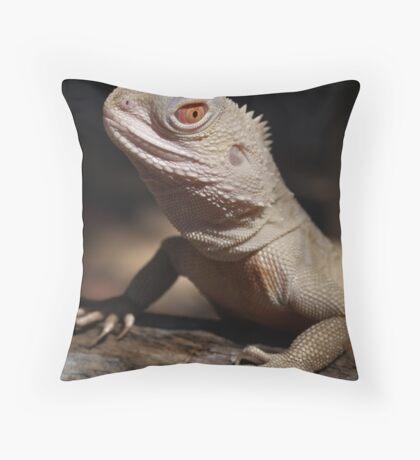 Morning! Throw Pillow