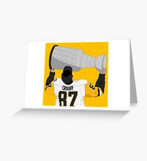 Crosbys Cup Greeting Card