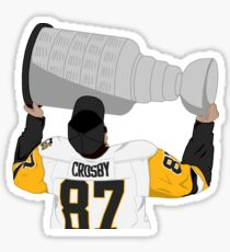 Crosbys Cup Sticker