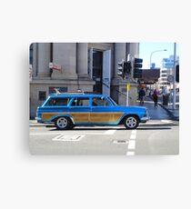 Holden Woodie,Parramatta,Australia 2015 Canvas Print