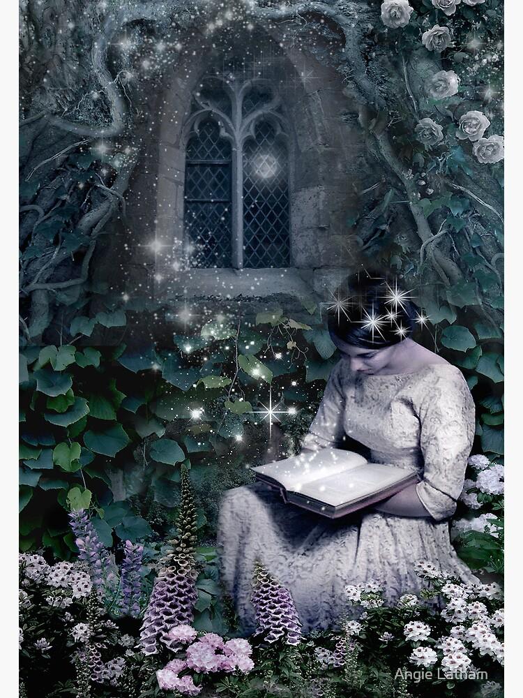 Lost in the Garden by AngelaBarnett
