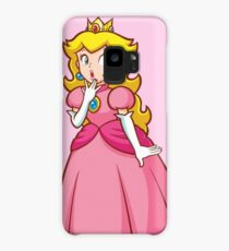 Princess Peach! - Surprised Case/Skin for Samsung Galaxy