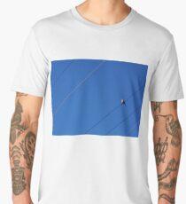 Bird On A Wire Men's Premium T-Shirt