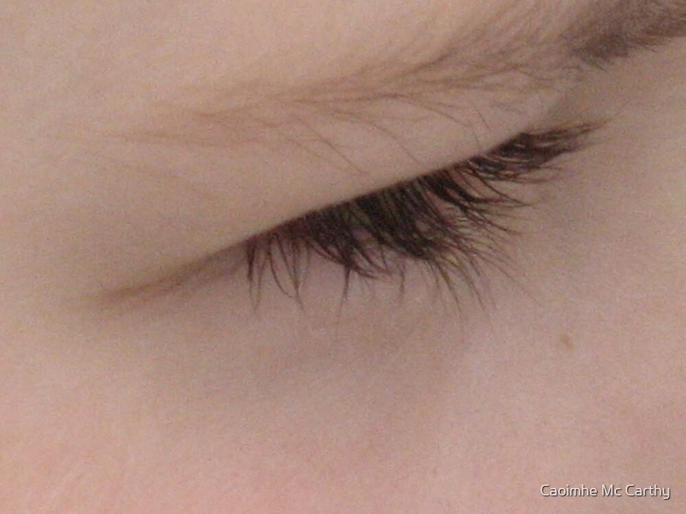 eyelash by Caoimhe Mc Carthy