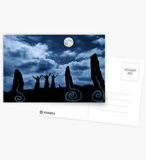 Moondancing Postcards