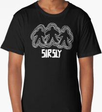 Sir Sly Astronaut (white) Long T-Shirt