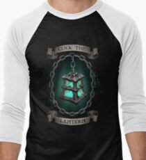 Click the Lantern Men's Baseball ¾ T-Shirt