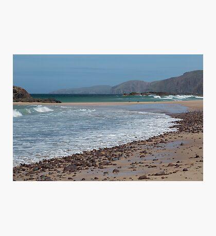 Sandwood Bay and Cape Wrath Photographic Print