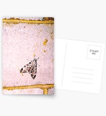 Mothy Wall Postcards