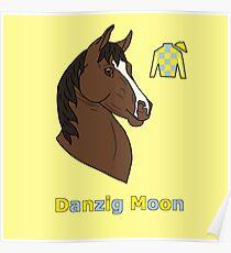 Danzig Moon Poster