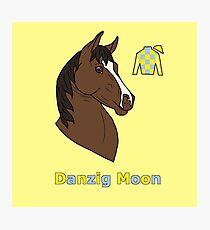 Danzig Moon Photographic Print