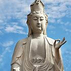 Kuan Yin, Mercy & Compassion  by Heather Friedman