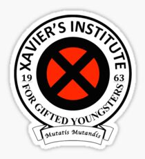 Xavier's Institute for Gifted Youngsters Sticker