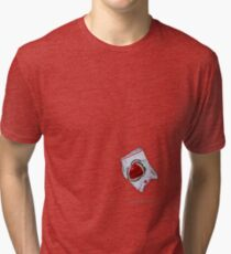 Lucky Strike Tri-blend T-Shirt