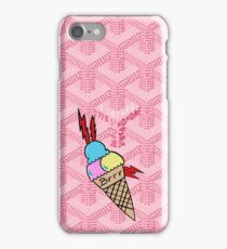 gucci mane ice cream iPhone Case/Skin