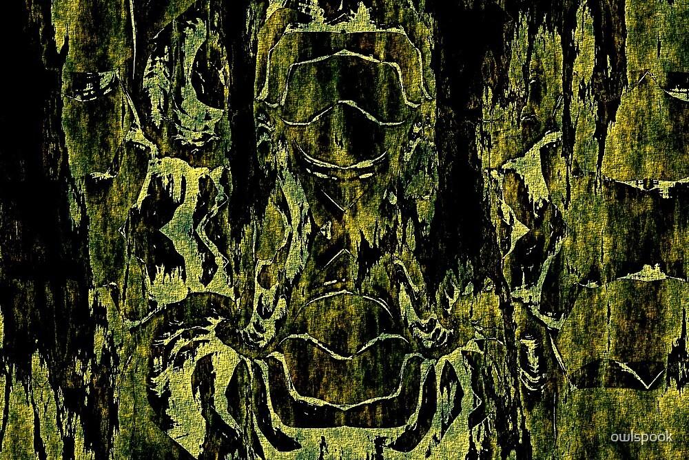 Green Dreams by owlspook