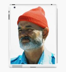 Steve Zissou - Bill Murray  iPad Case/Skin