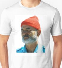 Steve Zissou - Bill Murray  T-Shirt