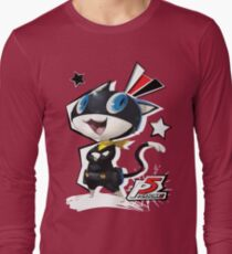 Persona 5 - Morgana/Mona Long Sleeve T-Shirt