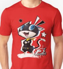 Persona 5 - Morgana/Mona Unisex T-Shirt