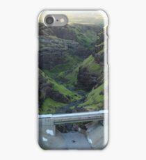Driving around Maui iPhone Case/Skin
