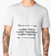 panem toda, panem tomorrow, panem forever Men's Premium T-Shirt