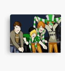 Quidditch World Cup Canvas Print