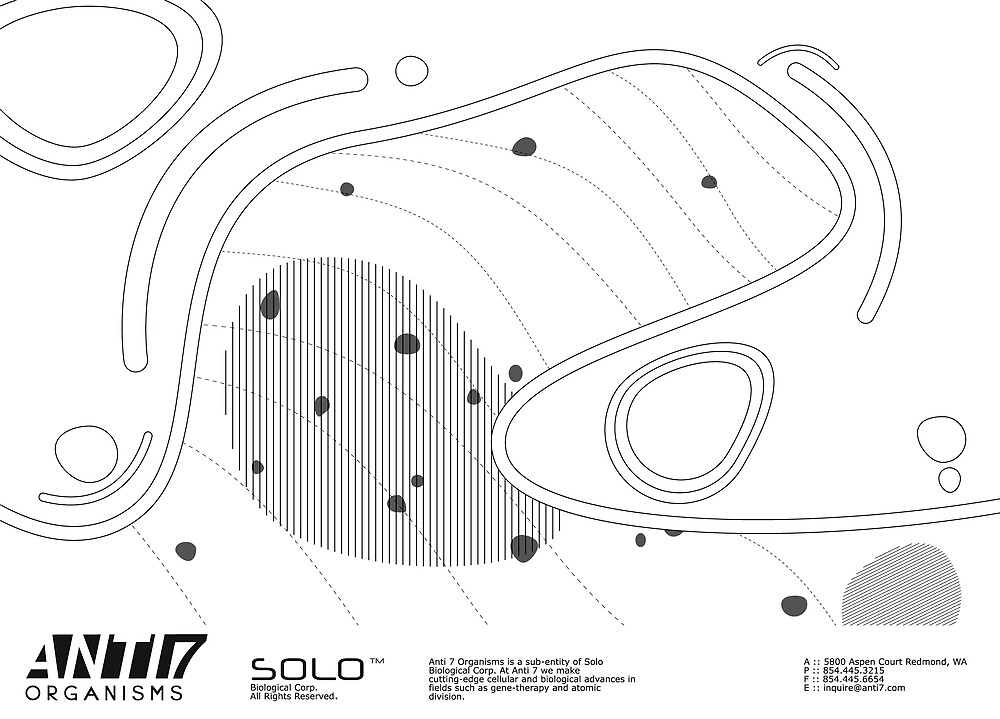 Anti7 One by DesignbySolo