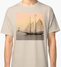Morning of Glory 2 - Sail Boston 2017 Classic T-Shirt